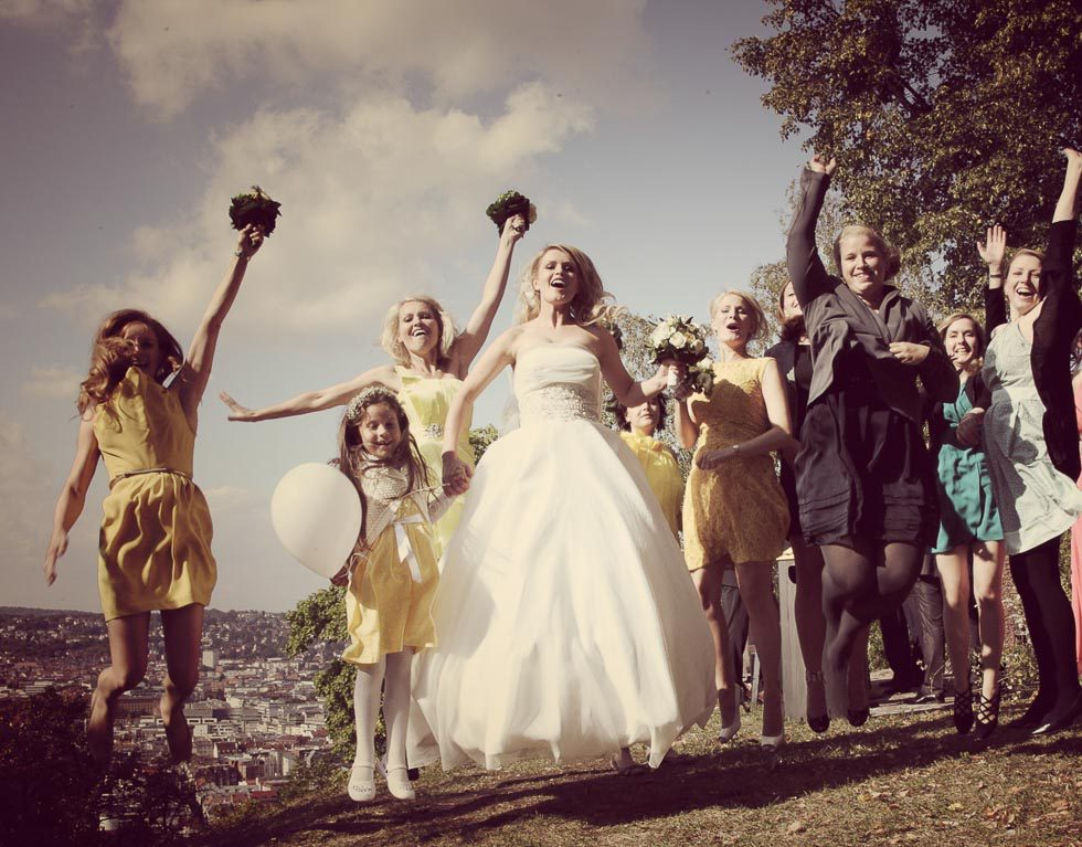 Hochzeit über den Dächern der Stadt – Hochzeit planen mit weddingstyle