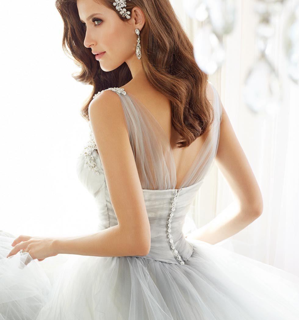 Brautkleidkollektion von Sophia Tolli by Mon Cheri Bridals  bei www.weddingstyle.de