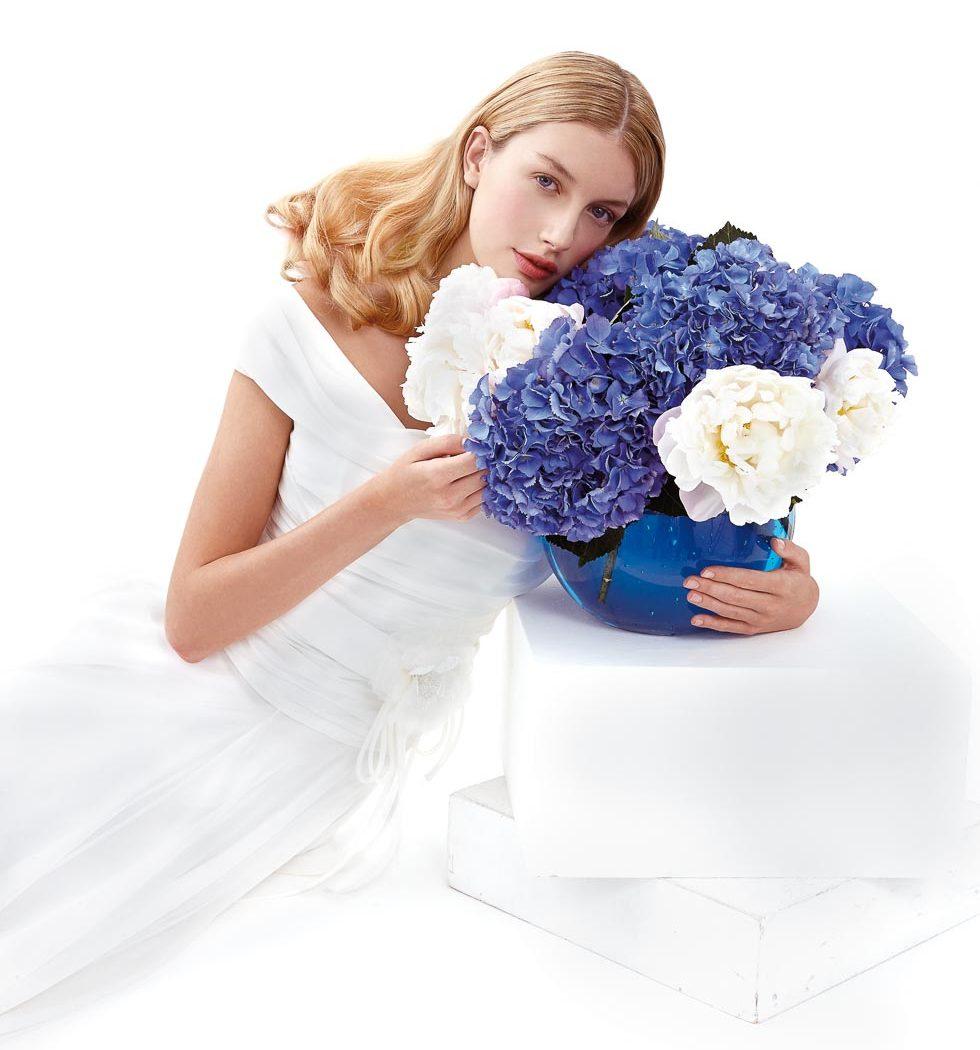 Brautkleidkollektion von Valentini Spose bei www.weddingstyle.de