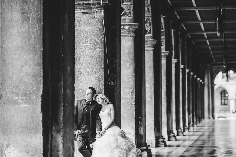 After-Wedding-Shooting in Venedig von Irina Lackmann