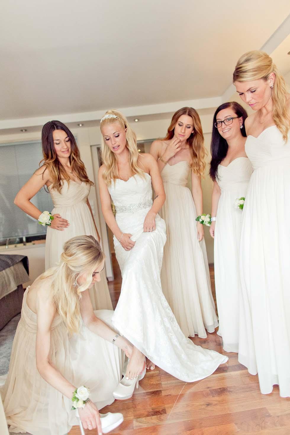 Hochzeit im Hotel an der Wasserburg von Manuel Thomé