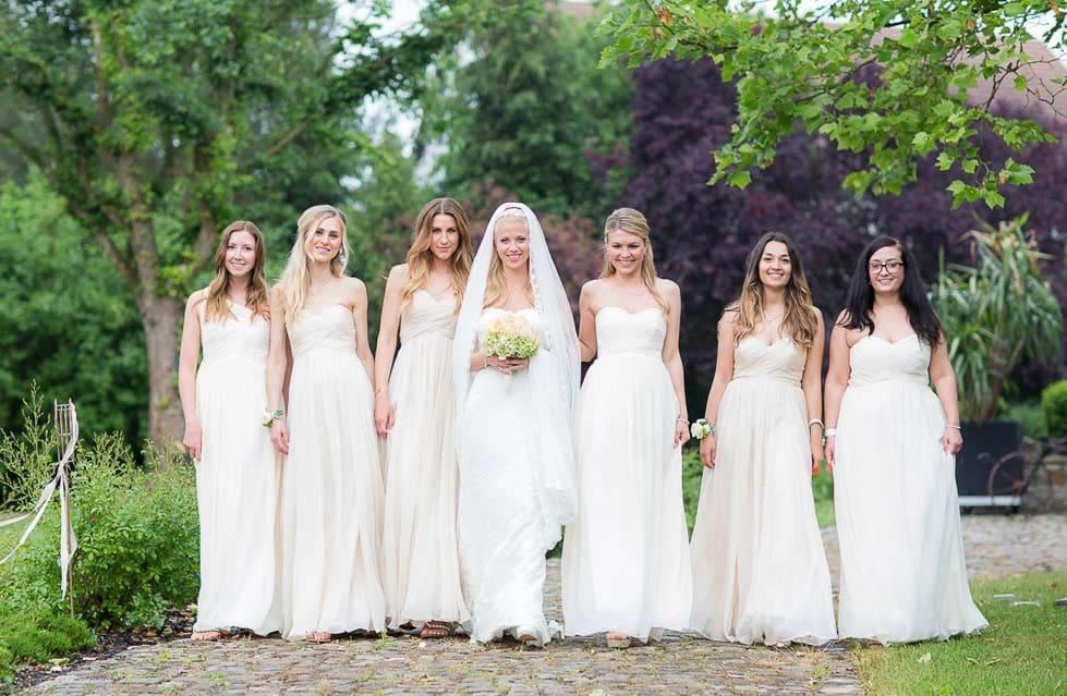 Die schönsten Hochzeitsaccessoires für die Braut