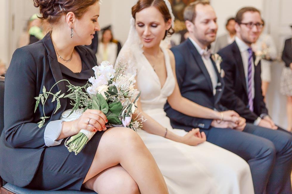 Trauzeugin standesamtliche Hochzeit
