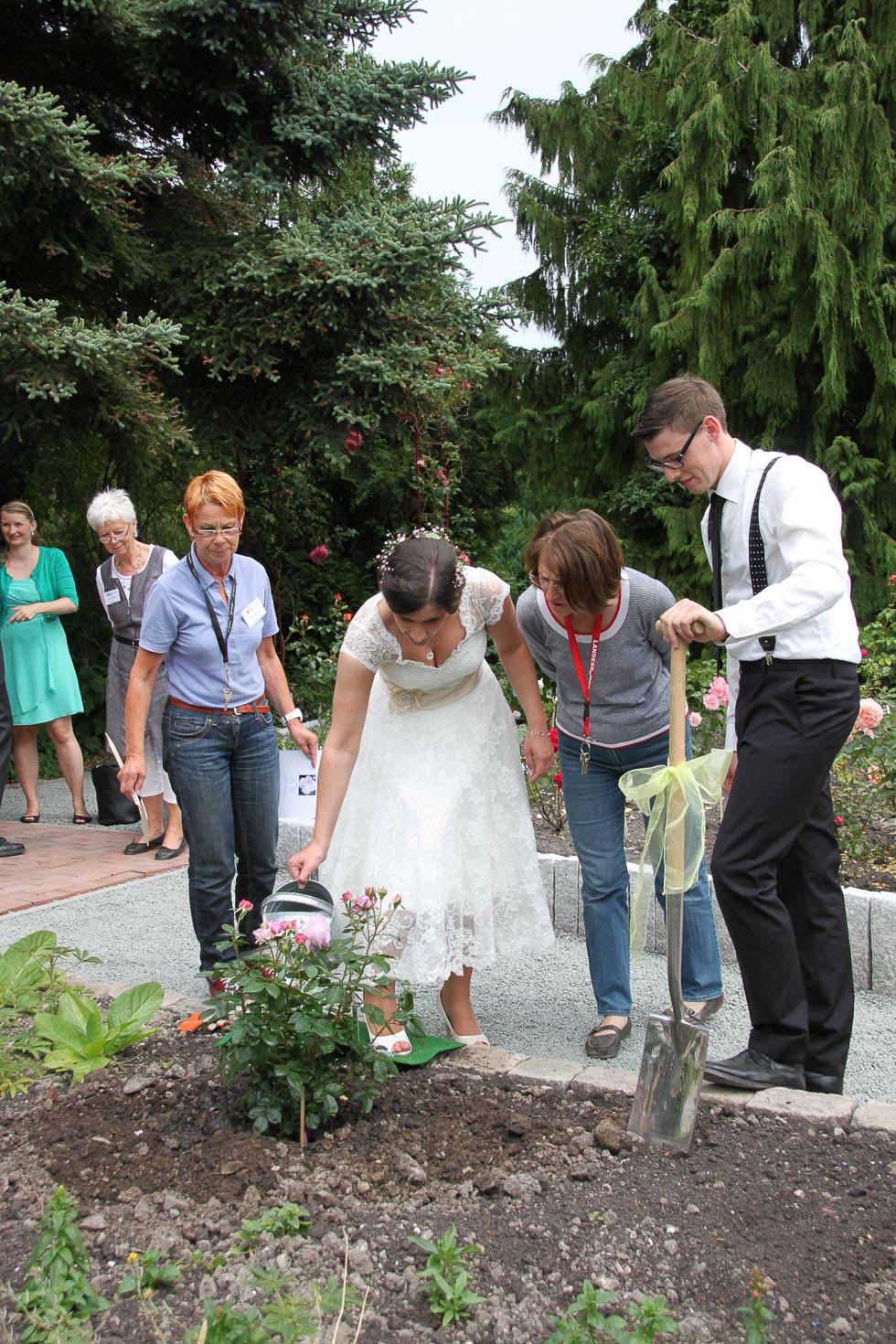 Hochzeit in Le Patron am Meer von Heidi Weiß