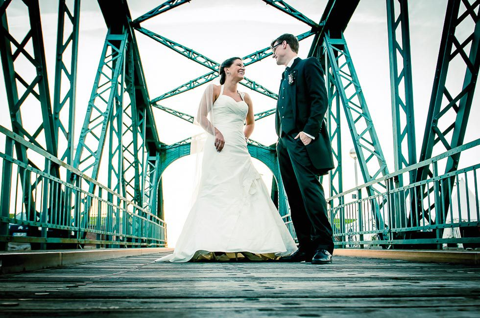 Hochzeit in Le Patron am Meer von Anna Duden