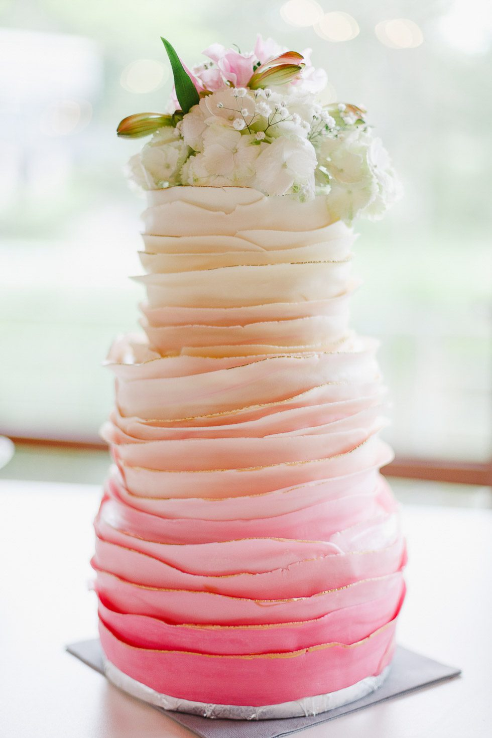 Ombre Cake Trend