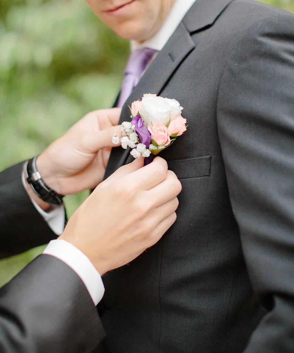 Ansteckblume Hochzeit Inspirationen Und Anleitung Zum Selbermachen