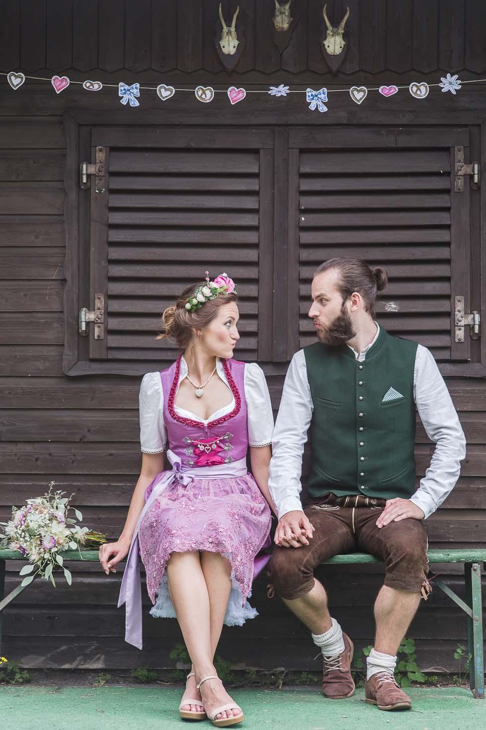 Hochzeitsshoot von Barbara Meyer-Selinger Photographie