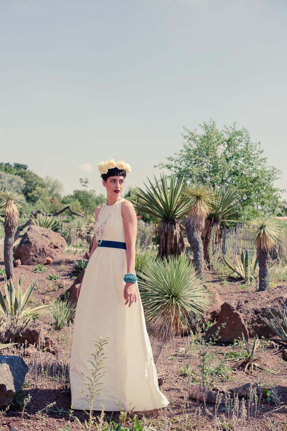 Hochzeitsshoot in den Blumengärten Hirschstetten von hilo and ginger photography