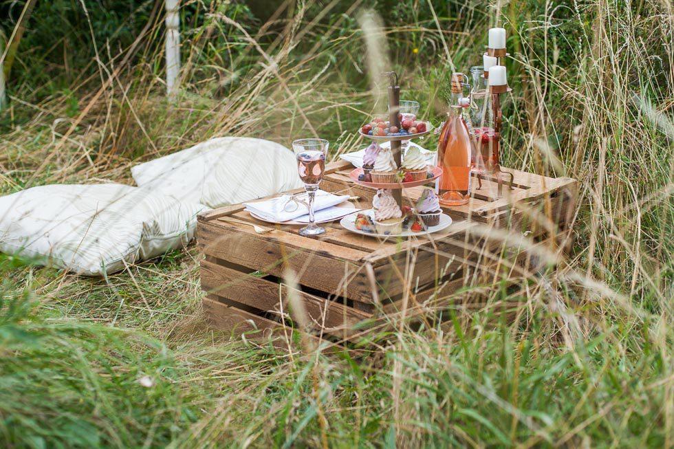 Hochzeitsshoot im Steinhofgründe von hilo and ginger photography