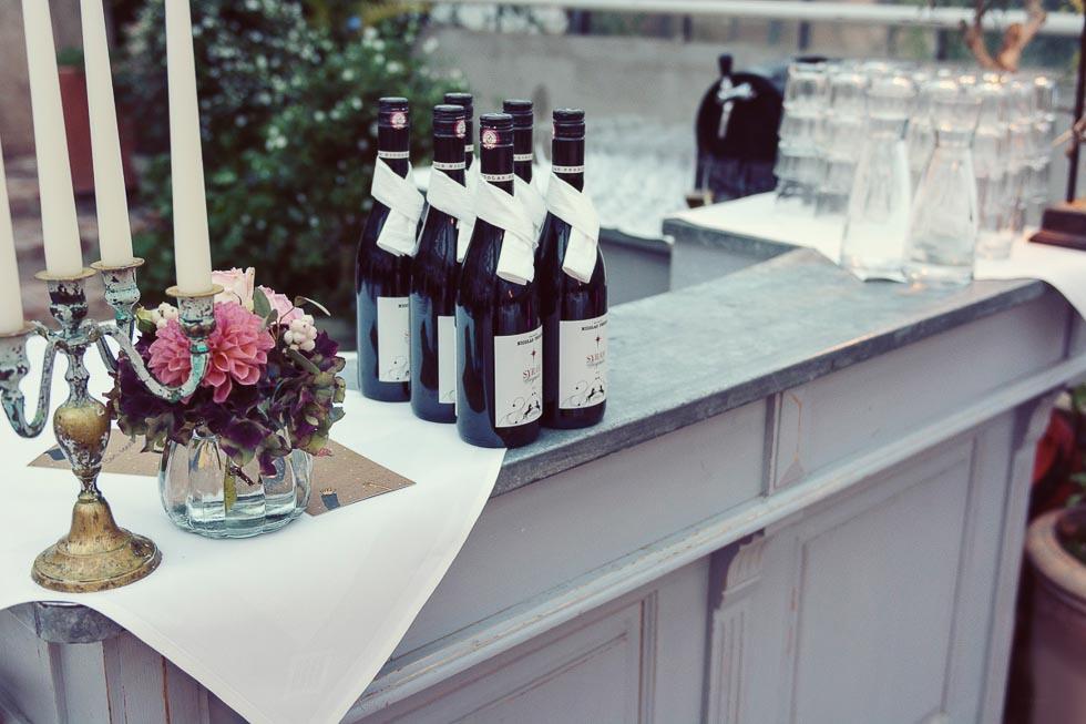 Hochzeit in der alten Gärtnerei von Judith Stoop