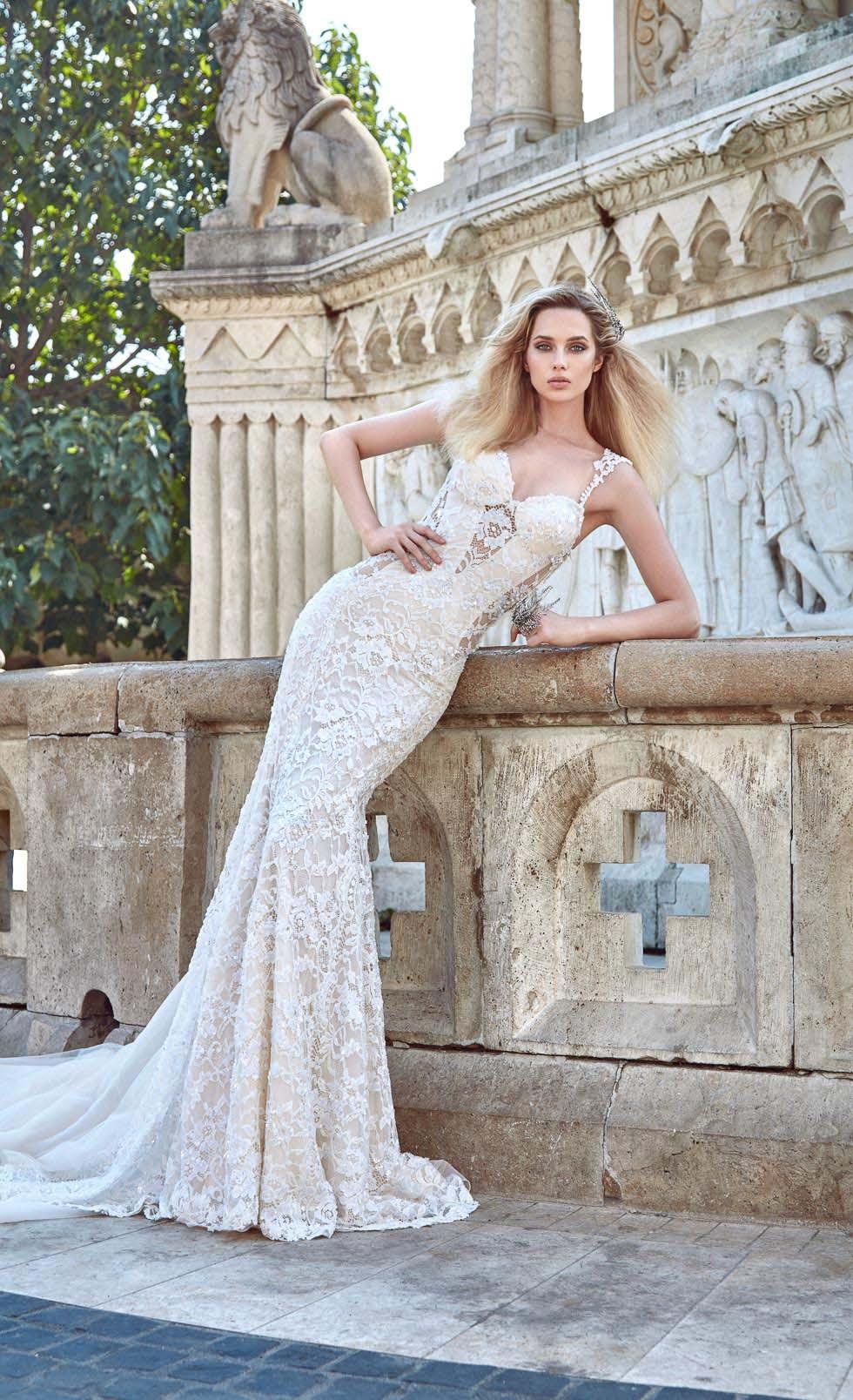 Brautkleider von Galia Lahav – Hochzeit planen mit weddingstyle