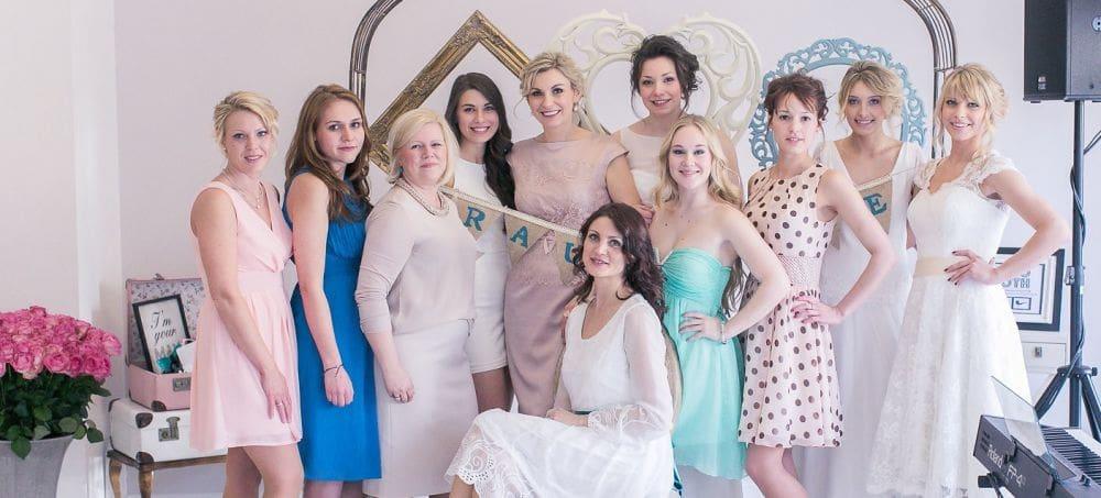 Brautgeschäft Brautblüte