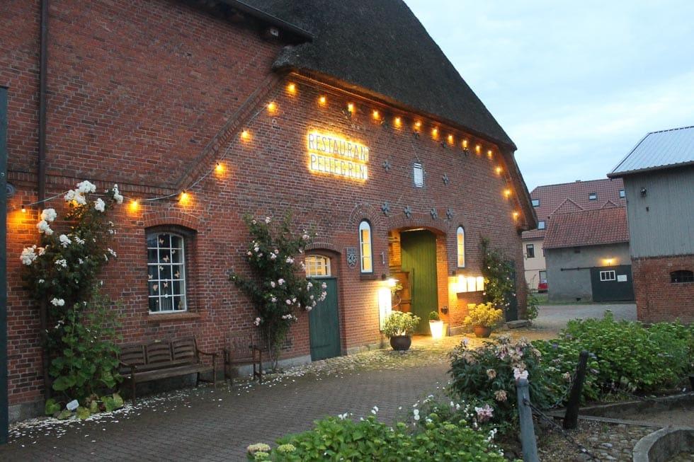 Hochzeitslocation Restaurant Pellegrini Margarethenhoff