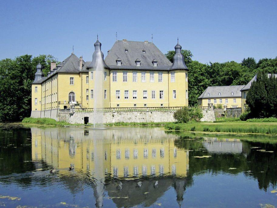 Hochzeitslocation Schloss Dyck