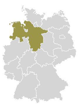 Heiraten in Niedersachsen