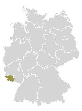Heiraten im Saarland