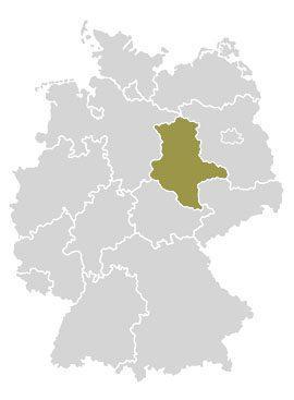 Heiraten in Sachsen-Anhalt