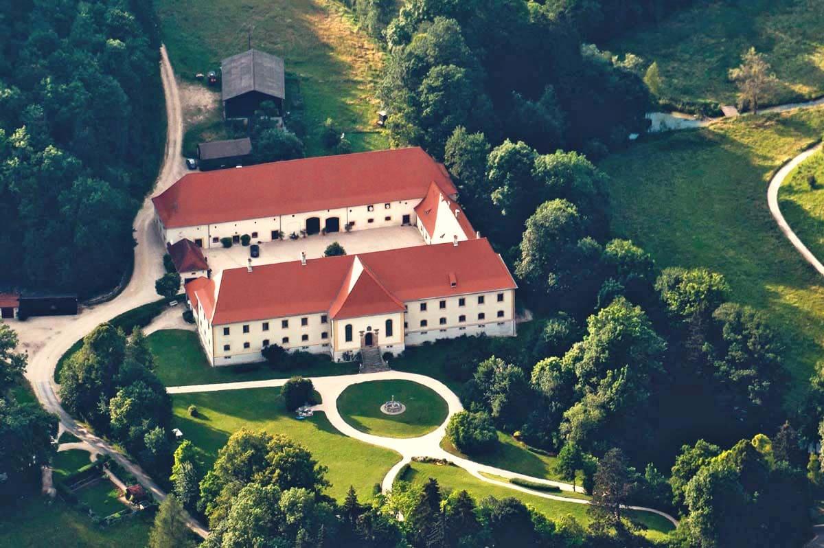 Hochzeitslocation Schloss Ehrenfels