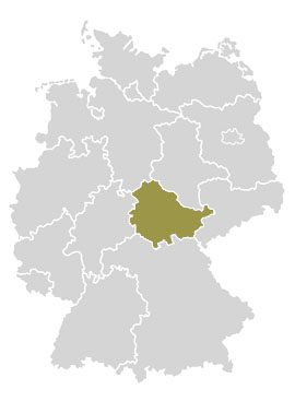 Heiraten in Thüringen