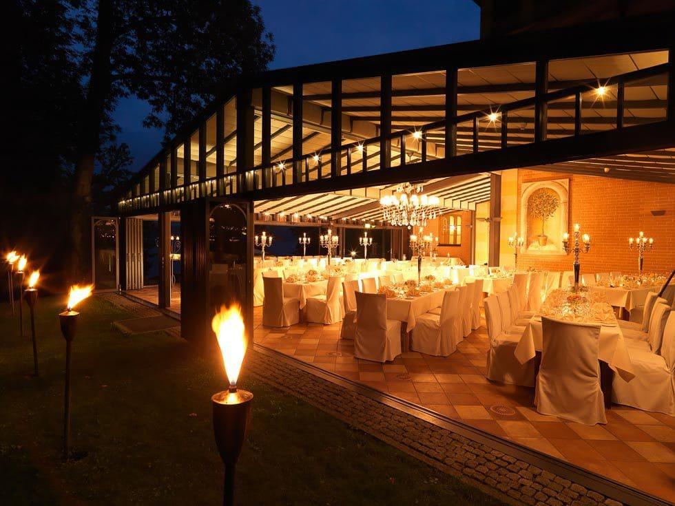 Sommerfest La Villa Starnberg