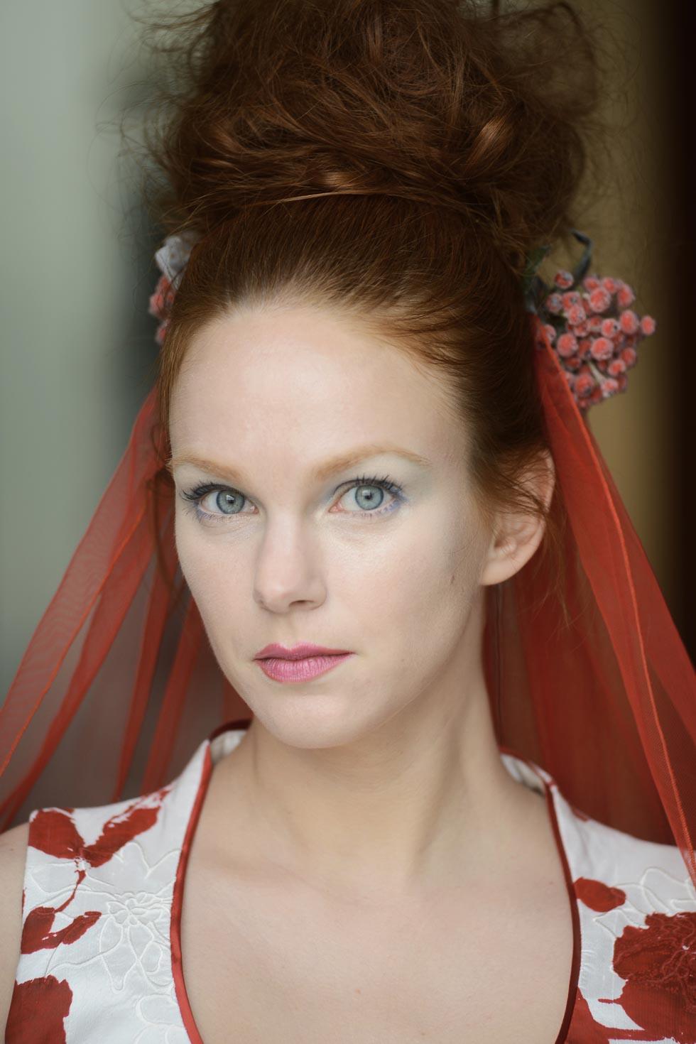 Brautkleid von Marion Muck Mode, gefunden bei www.weddingstyle.de