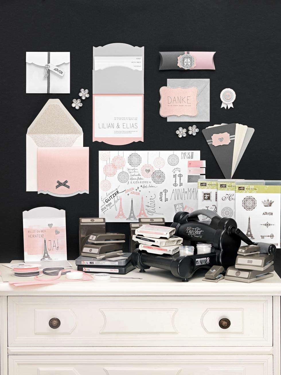 stimmungsboard so stellt ihr alle hochzeitsdetails zusammen weddingstyle hochzeitsblog. Black Bedroom Furniture Sets. Home Design Ideas
