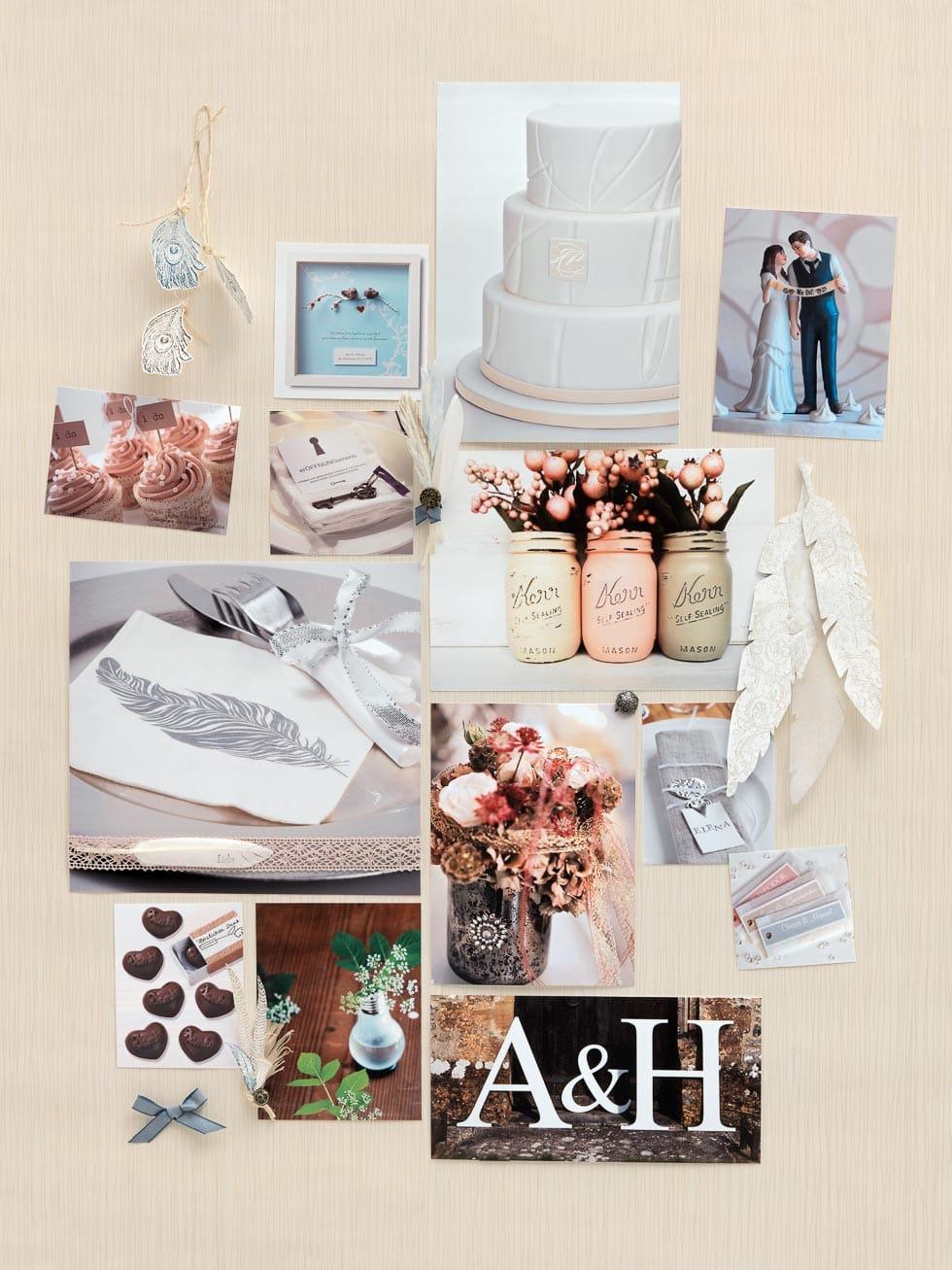 Natürliche Hochzeit