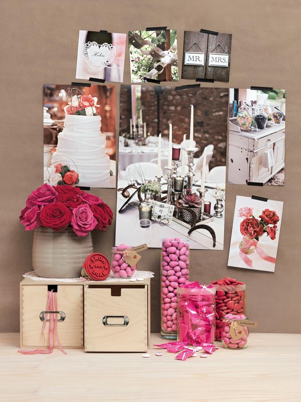 Ideen für eine klassische Hochzeit