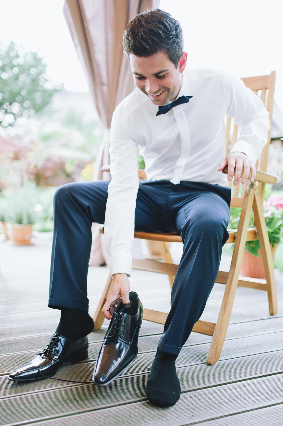 Hochzeitsschuhe Bräutigam