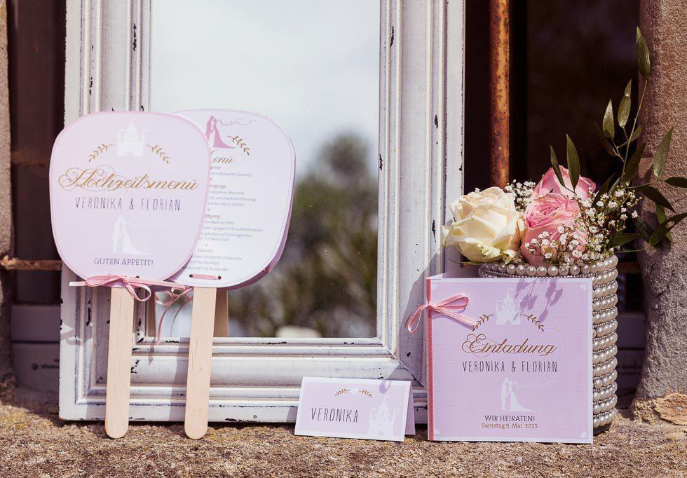 Prinzessinnen- Hochzeit im Schlosspark von Tetty´s Photography