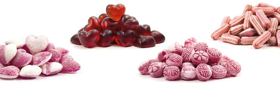 Candy Bar Hochzeit Süßigkeiten