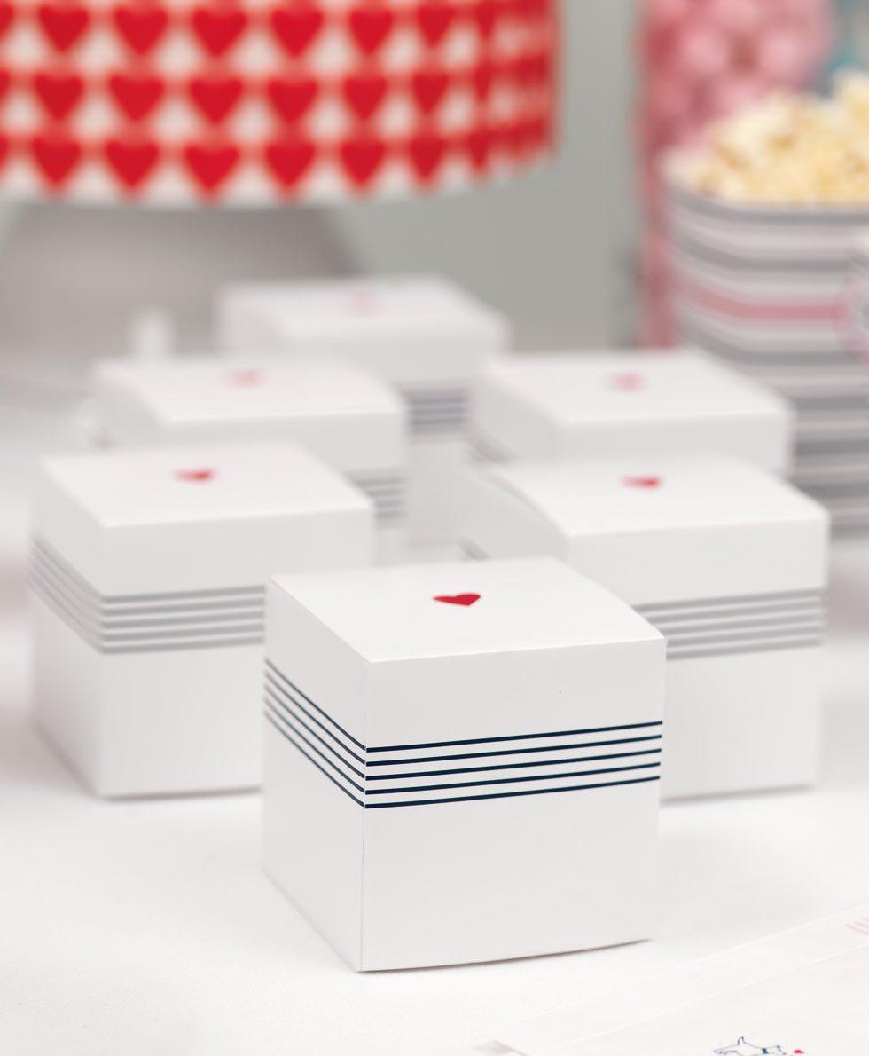 Candybar-Boxen