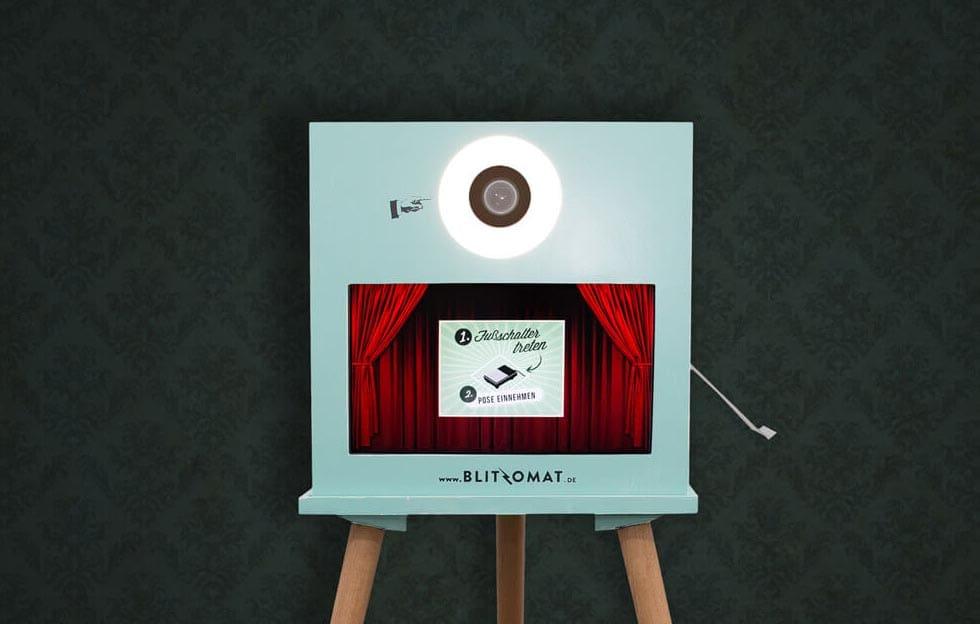 Blitzomat Photobooth