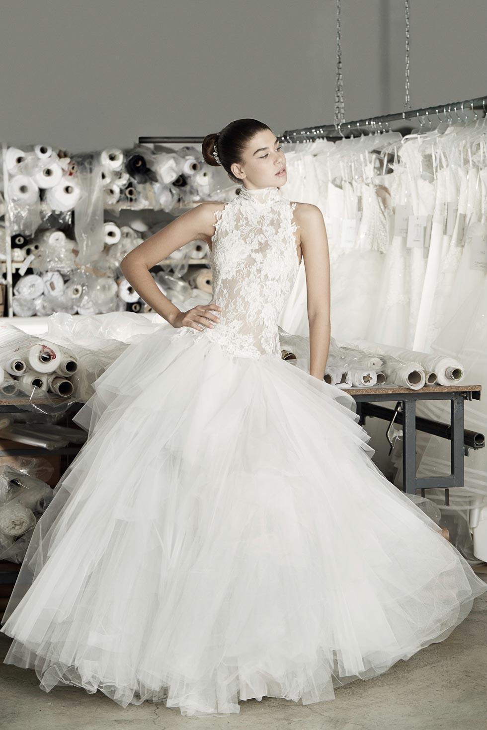 CYMBELINE Brautmodekollektion – Hochzeit planen mit weddingstyle