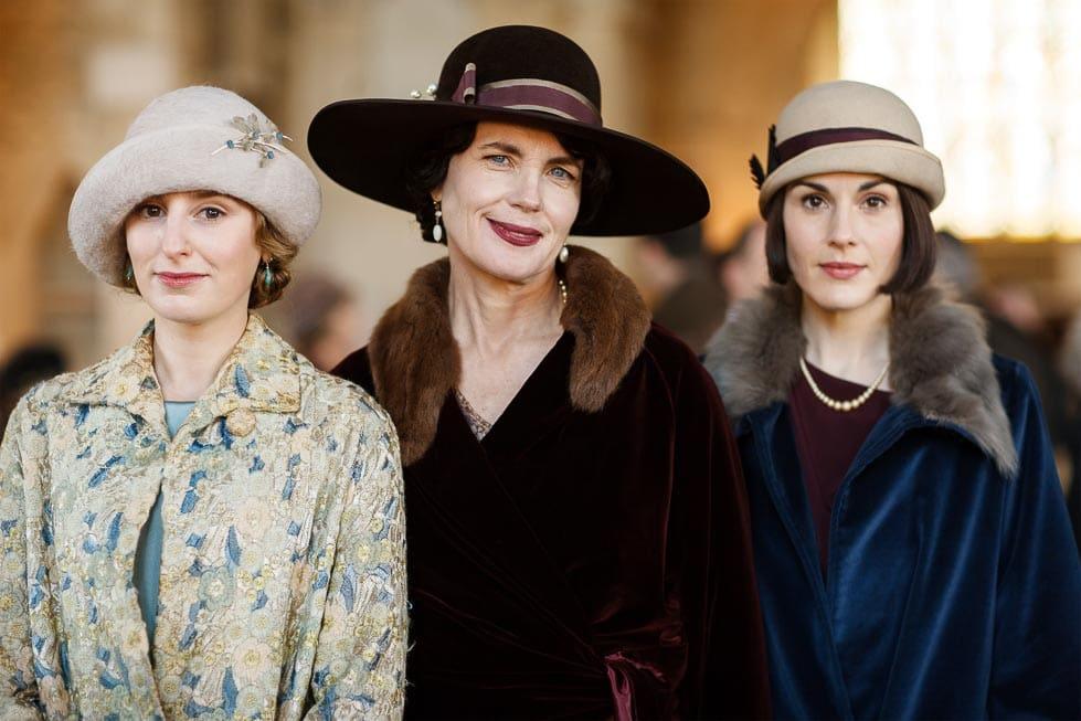 Downton Abbey & Verlobungsring Meister