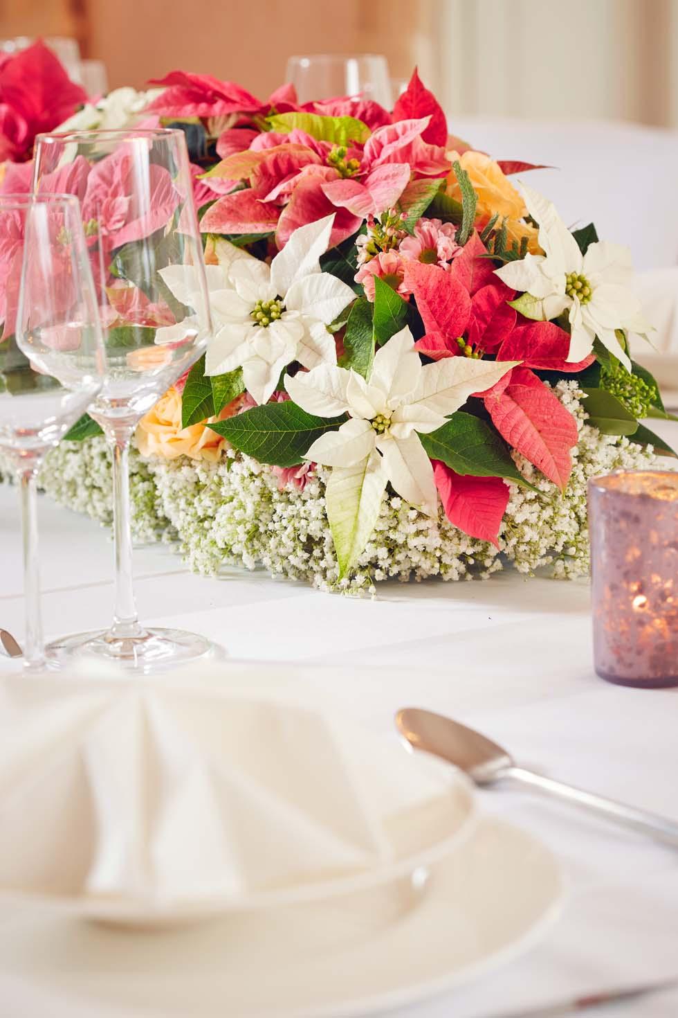 Tischdeko winterhochzeit  Winterhochzeit Deko und Brautstrauß – weddingstyle Hochzeitsblog
