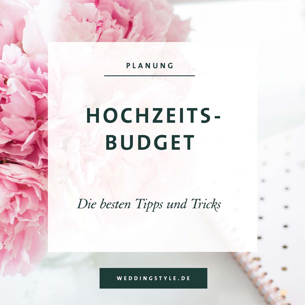 Kosten Hochzeit: Kosten-Hochzeit-Tipps