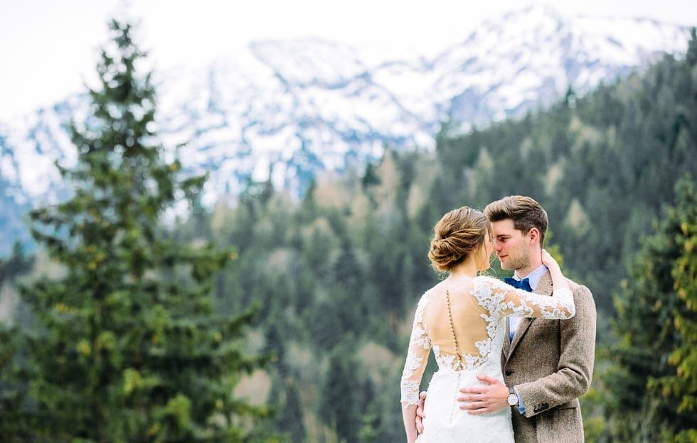 Herbstliches Styled-Shoot in den Bayerischen Alpen von Katerina Kepka