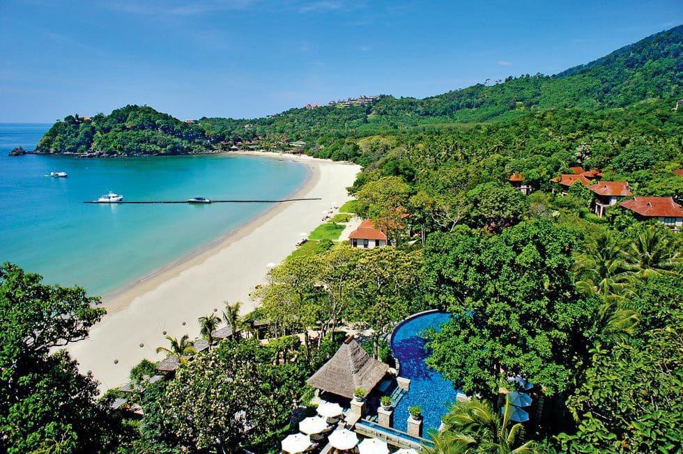 Weddingmoon auf Thailand