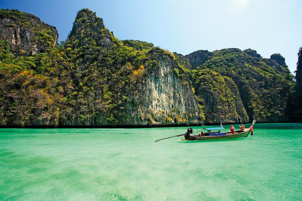 Bootstour Thailand