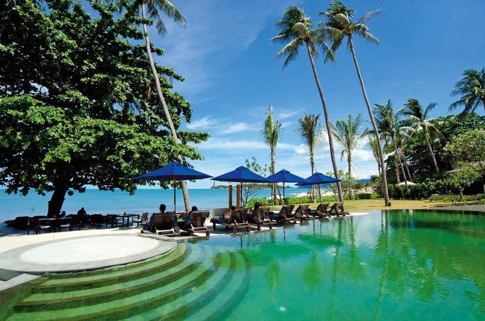 Hotelanlage Thailand