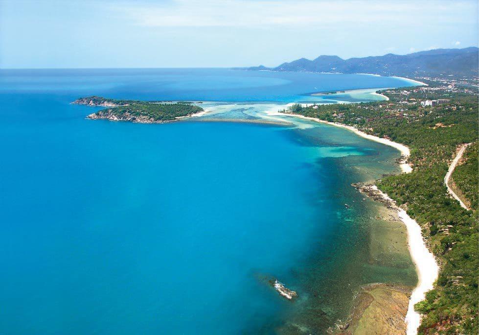 Küste Thailands