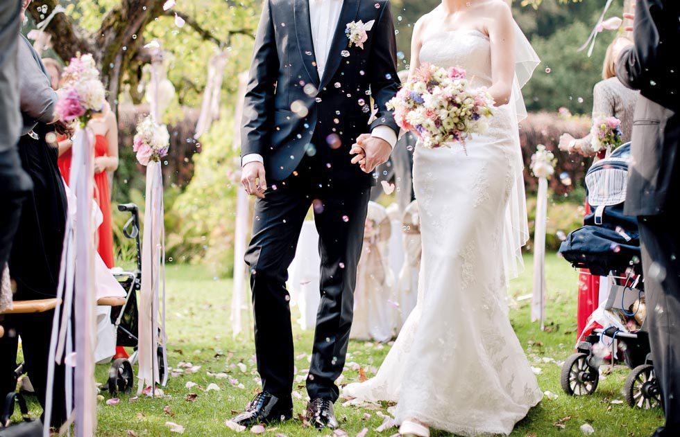 Die 55 Schonsten Modernen Trauspruche Fur Eure Hochzeit