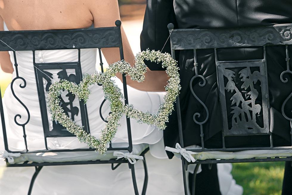 Hochzeit mit schönen Details in Alsheim von Foto Rimbach