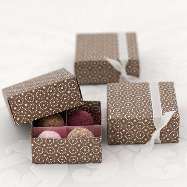 Geschenkbox selber falten