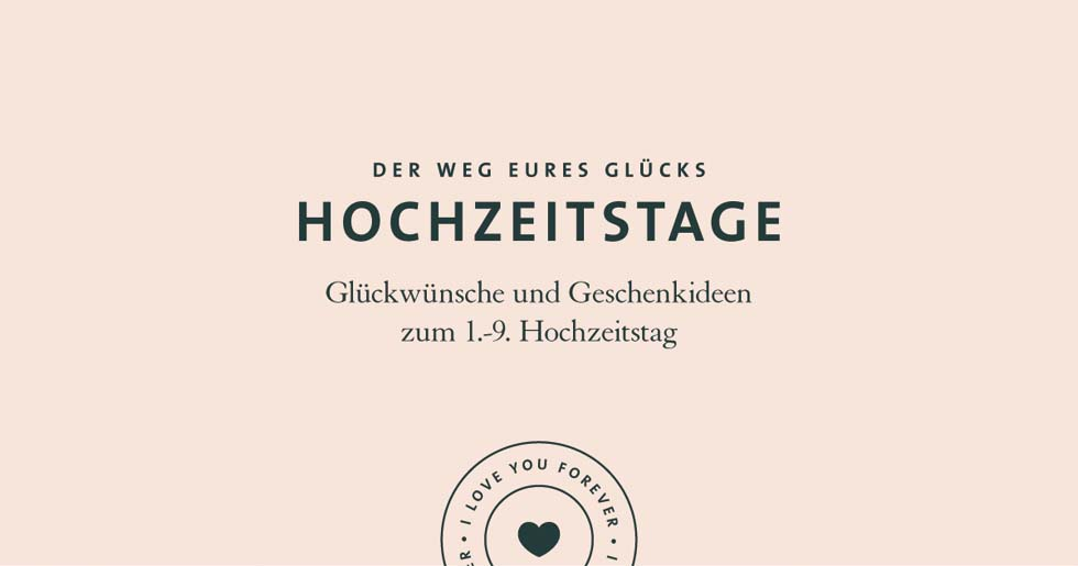 hochzeitstage gl ckw nsche und geschenkideen zum 1 bis 9 hochzeitstag hochzeit planen mit. Black Bedroom Furniture Sets. Home Design Ideas