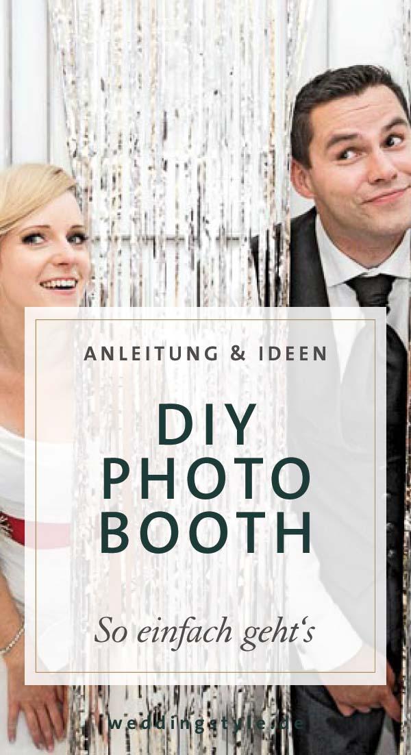photobooth hochzeit diy so geht s ganz einfach hochzeit. Black Bedroom Furniture Sets. Home Design Ideas