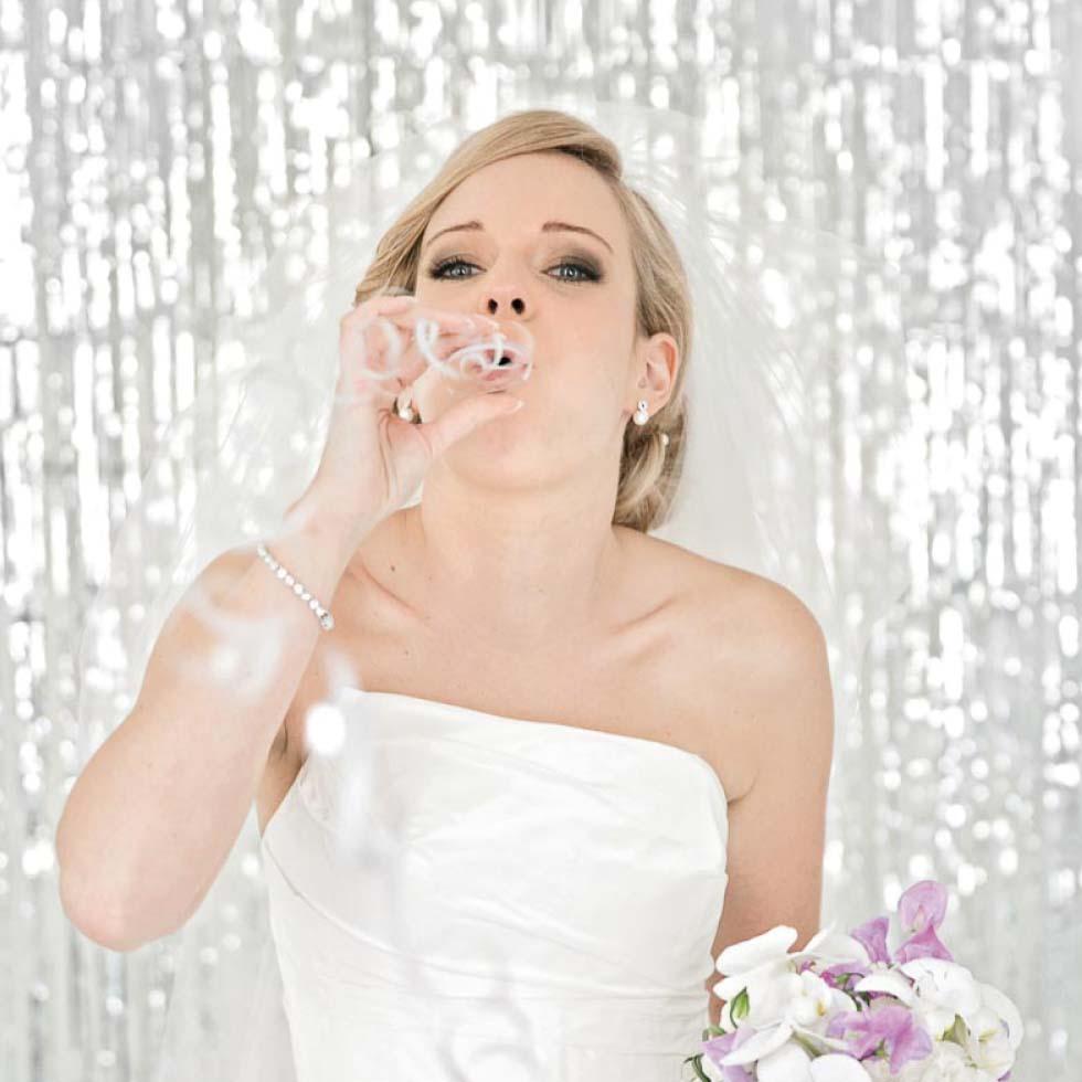 DIY-Photobooth Anleitung für die Hochzeit