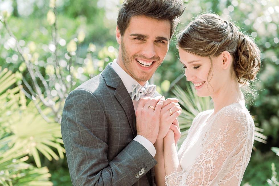 Anzug Hochzeit